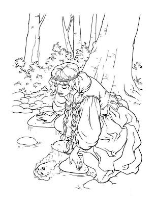 intricate princess coloring page princess coloring pages november 2008