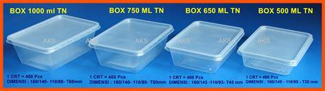 Jual Plastik Kemasan Laundry jual kotak makan harga murah sidoarjo oleh pt anugrah kemasan kreatif