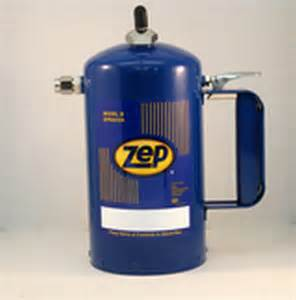 Refillable Brake Cleaner System Zep Equipment