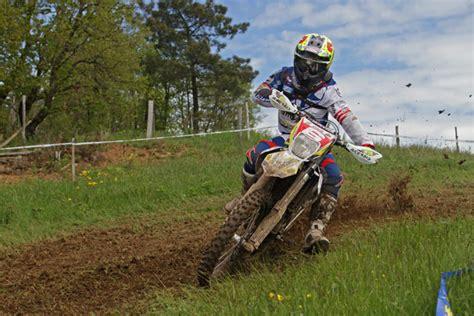 cross country motor club l actu du chionn de franc e de cross country moto