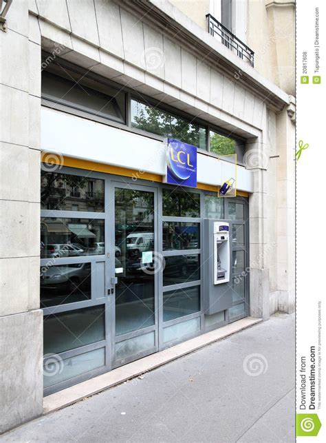 lcl bank lcl bank editorial stock photo image 20817608