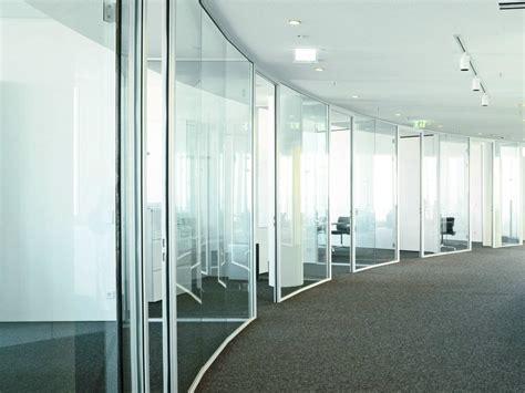 cloison verre bureau cloison amovible coulissante de bureau en verre h40 by