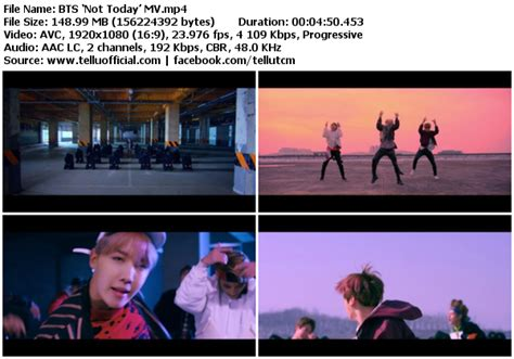 download mp3 bts k2nblog download video klip bts not today