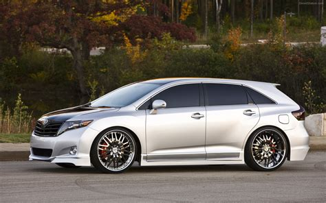 toyota venza 2009 widescreen car picture 13 of 28