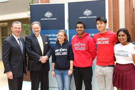 Mba In Adelaide For International Students by New Strategy For International Education In Australia