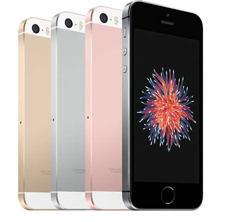 new apple iphone se 16gb sim free factory unlocked ebay