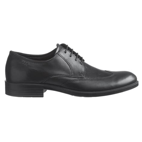 tie oxford shoes ecco harold tie wingtip oxford shoes for save 40