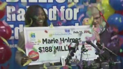 Do You Win Money With Just The Powerball Number - what happens when you win the lottery cnn video