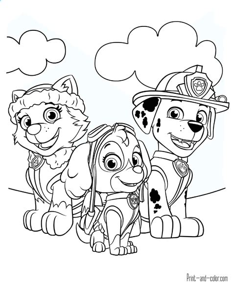 paw patrol coloring pages game paw patrol marshall draw 2 coloring pages paw patrol