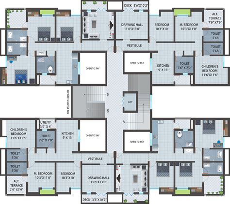 apartment plans one bedroom apartments net zero