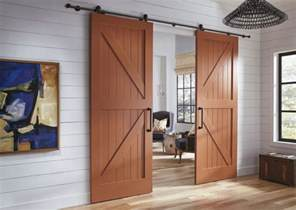 How To Make Interior Sliding Barn Doors Barn Doors Trustile Doors