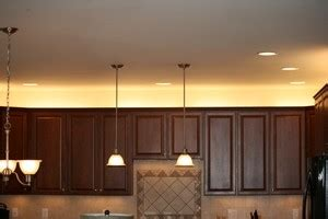 best cabinet kitchen lighting cabinet lighting lights to use above or on top of cabinets