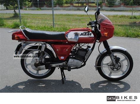 Ktm 50cc Moped 1980 Year Motorcycles With Pictures Page 6