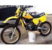 1982 Yamaha Yz125 YZ Photo