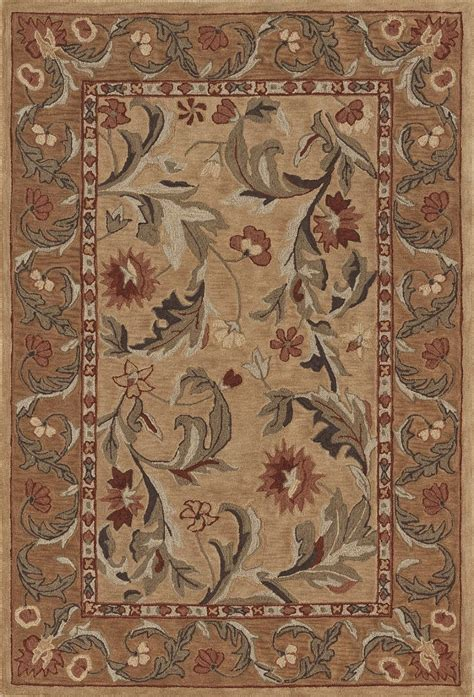 dalyn galleria traditional area rug collection rugpal