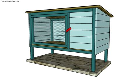 rabbit housing plans chicken coop plans free free garden plans how to build garden projects