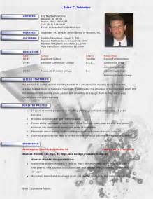 Pastor Bio Template by Brian Johnston Ministry Resume