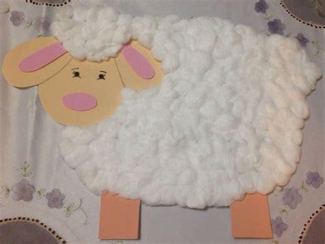 como hacer una oveja en foami imagui oveja de algod 243 n y foami para rinc 243 n b 237 blico