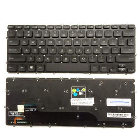 keyboard light for laptop dell dell xps 13 l321x l322x laptop keyboard with backlit backlight