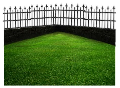 transparent fence yard fence png transparent pictures to pin on pinterest pinsdaddy