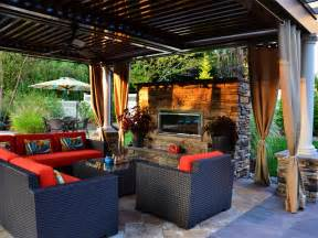 backyard outdoor living photos hgtv