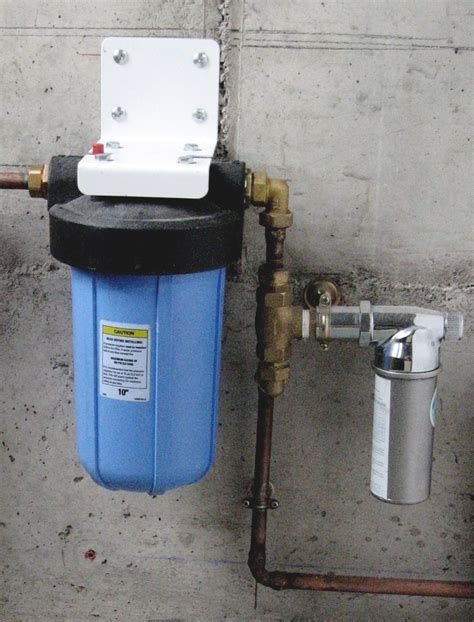 filtre kdf avec dynamiseur d eau ewo