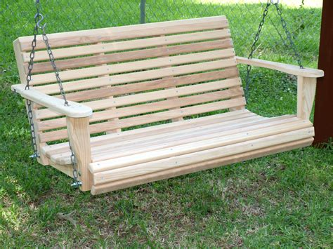 Handmade Porch Swings - 15 custom handcrafted porch swing designs style motivation