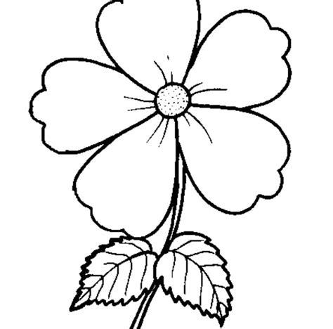 contoh gambar lukisan bunga contoh