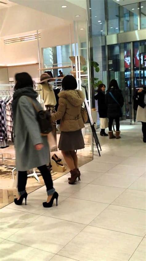 Cross Dresser Store by Crossdresser Miki Shopping In Fashion Store