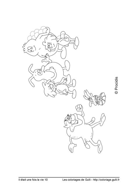 life coloring pages