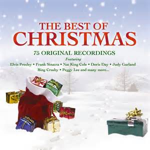 various artists the best of christmas not now music