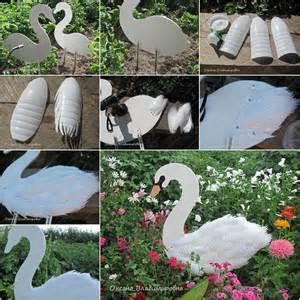garden decor projects recycled