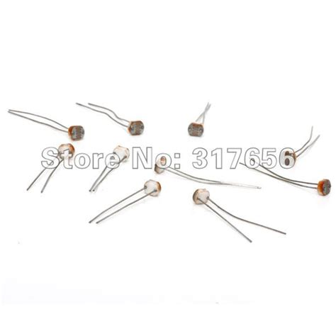 light dependent resistor description photo light dependent sensitive resistor ldr photoresistor gl5528 5528 chk0422 from alimart 0