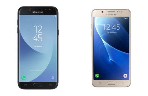 Samsung J3 J5 Samsung Galaxy J3 J5 J7 2017 Vs 2016 Versions