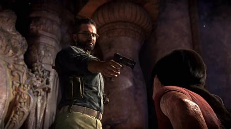 Ps4 Uncarted Thelost Legacy new uncharted the lost legacy trailer reveals new