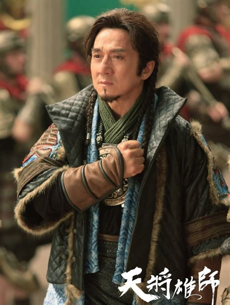 jackie chan john cusack dragon blade new jackie chan movie in production