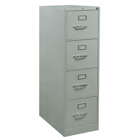 used hon file cabinets hon used letter sized 4 vertical file gray