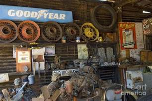 Free Interior Design Apps route 66 vintage garage photograph by bob christopher
