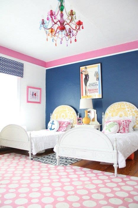 navy and pink bedroom navy and pink bedroom makeover for the home