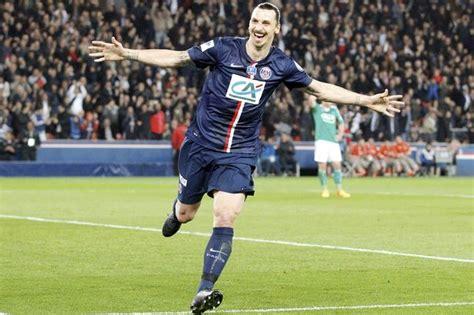 ibrahimovic tattoo spot zlatan ibrahimovic scores 100th goal for psg then adds