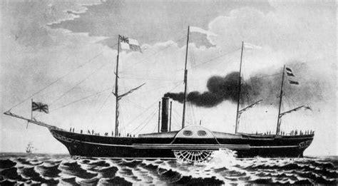 barco a vapor seculo xix novo mil 234 nio rota de ouro e prata navios o great western