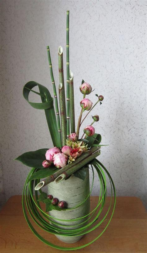imagenes de jarrones minimalistas ideas para centros de mesa modernos arreglos florales