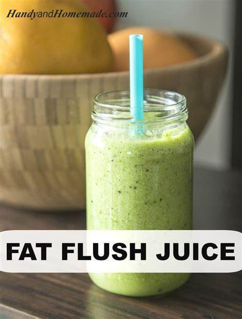 Cellulite Detox Juice by Flush Juice Recipe For Weight Loss 1 Grapefruit 2