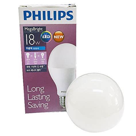 Led Philips 18 Watt jual lu bulb led philips indoor 18 watt sinar kemala 77