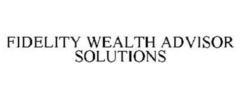 Fidelity Investments Background Check Fidelity Financial Advisor Solutions Design Bild