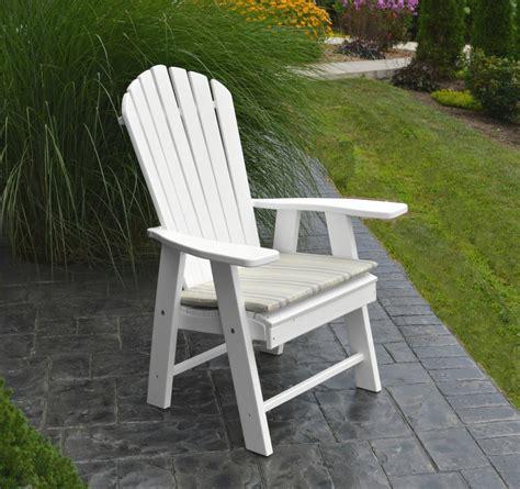 amish woodwork upright adirondack chair 187 amish woodwork
