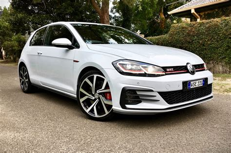 white volkswagen gti volkswagen golf gti performance edition 1 2018 review