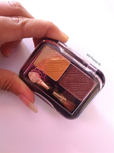 Eyeshadow Viva Warna Coklat Tua review viva eyeshadow duo no 2 diajengwitri