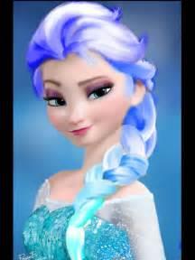 elsa hair color blue hair elsa frozen elsa hair and water