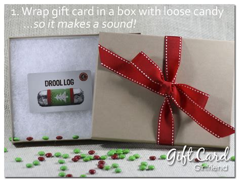 Wrapping Ideas For Gift Cards - five super easy last minute gift card wrapping ideas gcg